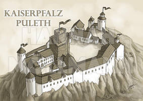 Kaiserpfalz Puleth by crumpled