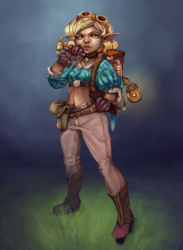 Arya Concept by Nionchi