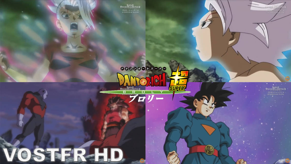 Super dragon ball heroes episode 8 vostfr hd by dandrich