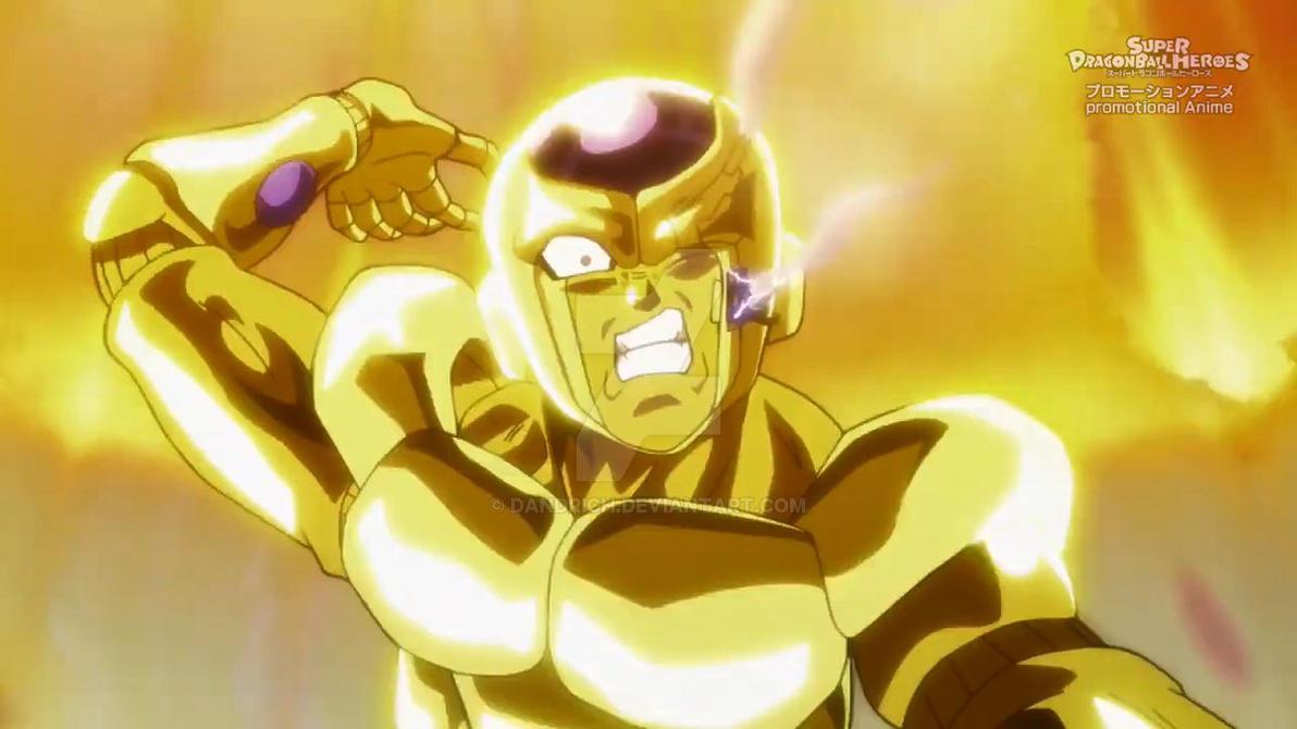 Super Dragon Ball Heroes Episode 12 Vostfr Hd By Dandrich On Deviantart