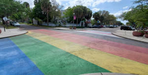 Pride Intersection