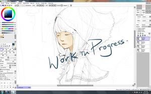 WIP Priestess?
