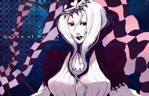 100 Theme - Queen of Hearts by Rousteinire