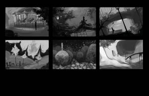 Illustrative Imaging - Environment Thumbnail by Rousteinire