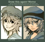 Before - After Meme No.2