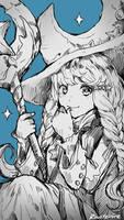 Final Fantasy Brave Exvius Fanart - Sandee