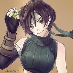 Final Fantasy VII - Yuffie