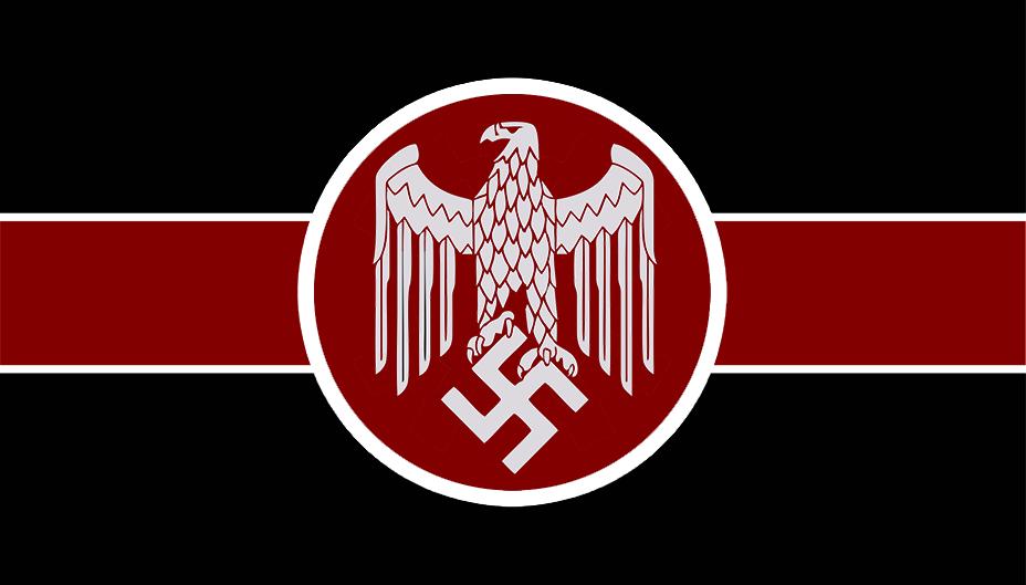 Alternate flag for Third Reich by LordDavid1996 on DeviantArt