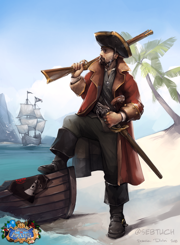 Captain Jim by sebtuch