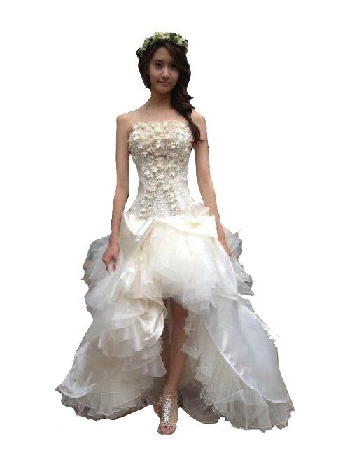 im yoona wedding dress png by yinah on deviantart