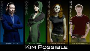 Kim Possible Cast