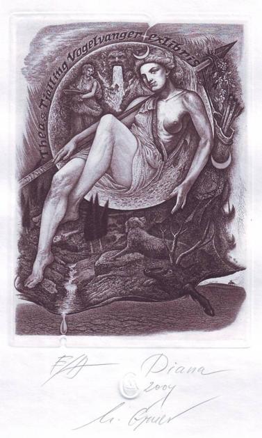 Diana by mgruev