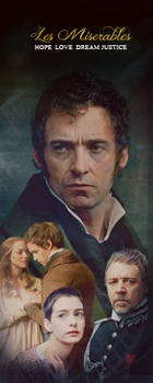 Bookmark  Les Miserables