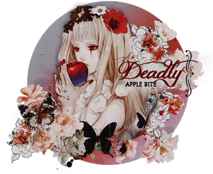 Request: Deadly Apple Bite 02 by belem3579