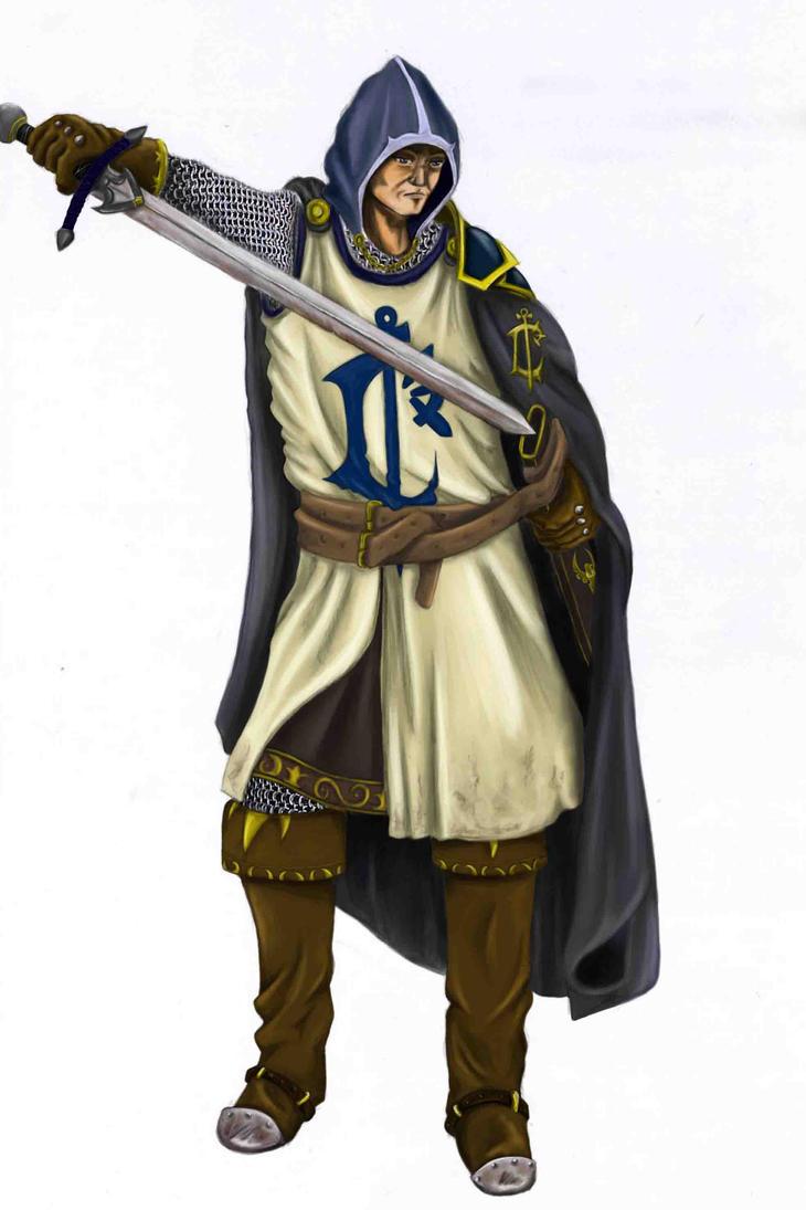 L'Histoire de Kyrte Dalson Lordaeron__s_guard_by_kalianie-d51n9p6