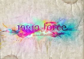COLLAB JOGJA FORCE TYPO by area105