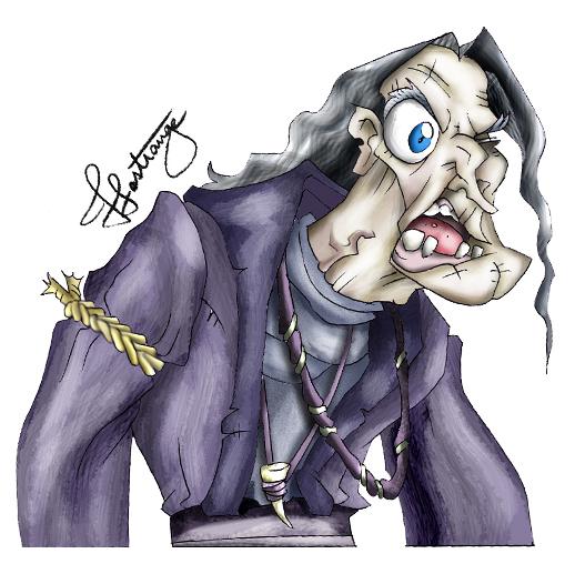 Mad-eye Moody by jlestrange on DeviantArt