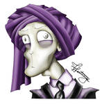 Prof. Quirrel by jlestrange