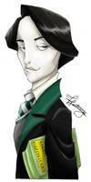 Tom Riddle - Hogwarts