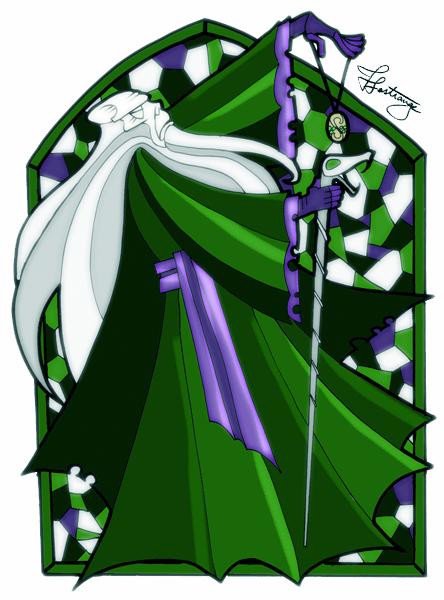 Salazar Slytherin by jlestrange