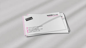 Simple Business Card by ashanur