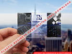 Free Dwonalod Plastic Business Card Tempalte