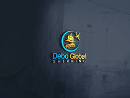 Debo Global Shipping Logo by ashanur