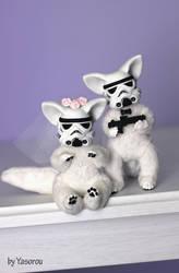 Wedding Stormtroopers