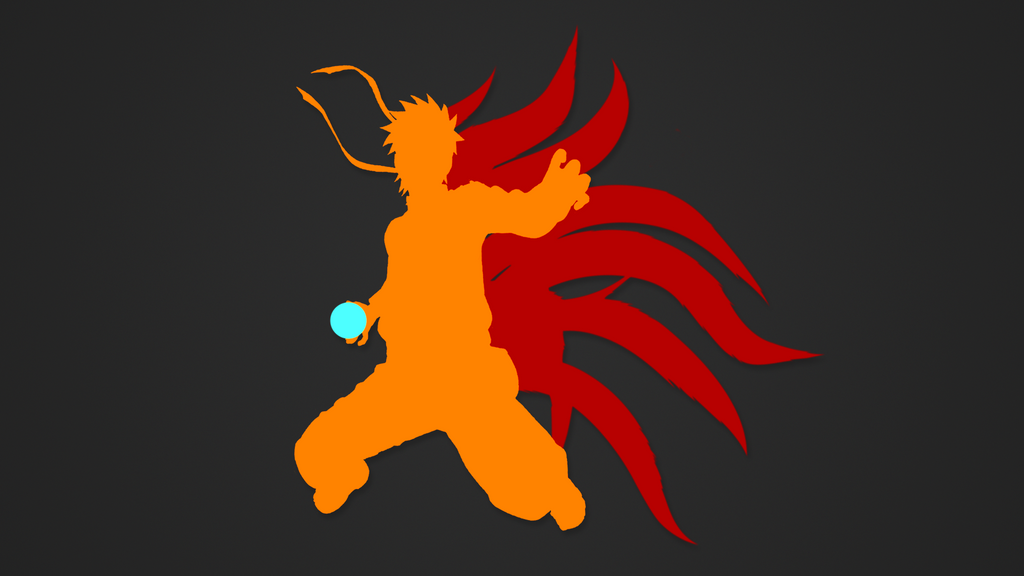 Naruto and Nine Tails Naruto Wallpaper 1080p by HowsMyClutch