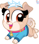 Keia Vector Puppy Dog Pals