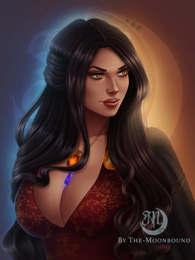 My Lady 3.0 by The-Moonbound