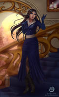 C: Velaistys by The-Moonbound