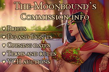 Commission-button