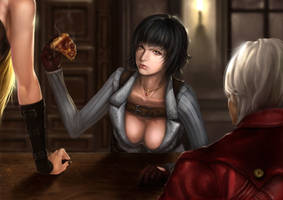 give me back my pizza by Jakuroi