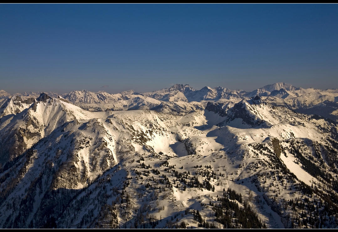 Alps Pan III by brechnuss