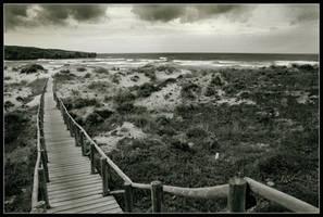 Strand Beach Plage by brechnuss
