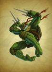 Raphael TMNT 2