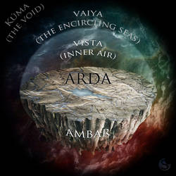 Original Arda - Labeled by SolusCheese