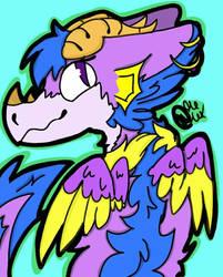 Royal (Anthro) by Spirit-ulf