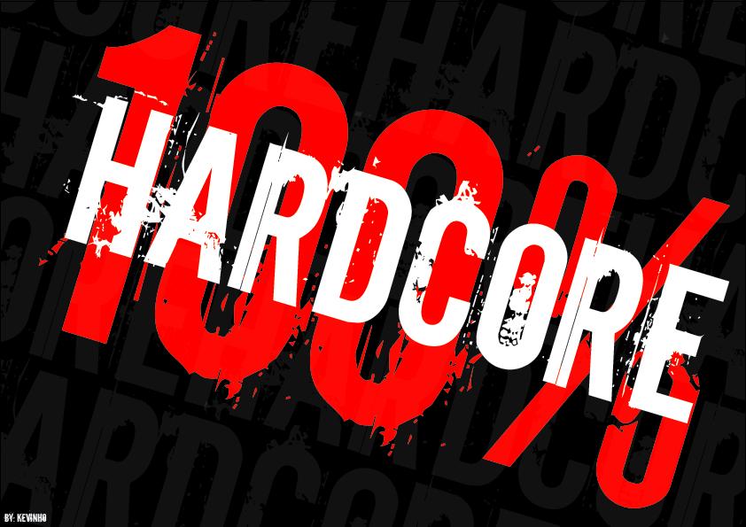hard core style: