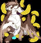 :ych: - Bananas!