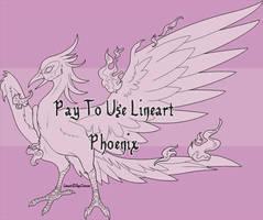 P2U Lineart - Phoenix
