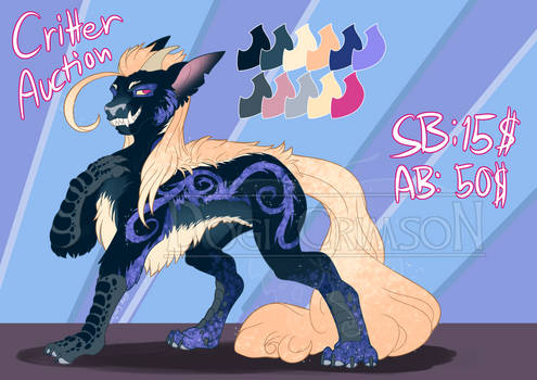 Clean Up Adopt Auction #4 - CLOSED