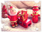 Santa Claus is coming to town by EatMyNose