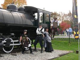 Model Trains by Strangeknowledge