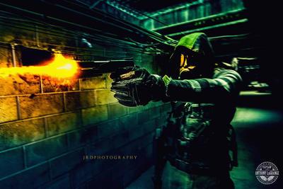 Toxic Apocalypse - Firefight by Strangeknowledge