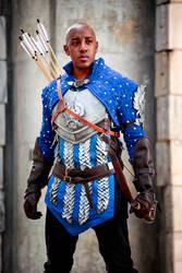 Dragon Age: Grey Warden Archer by Strangeknowledge