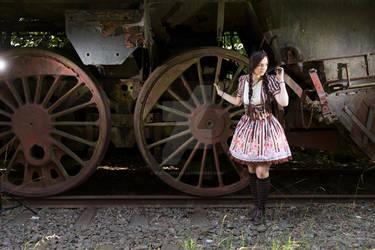 Alice in Trainwonderland^^
