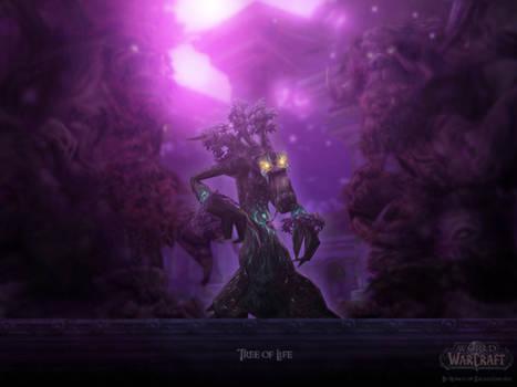 Nightelf Tree of Life form