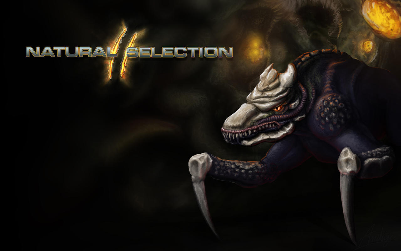Natural Selection 2 - Skulk by Triggerman